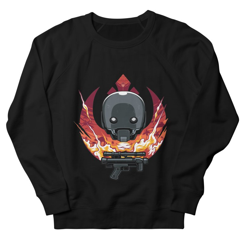 Rebellion Droid Women's Sweatshirt by anggatantama's Artist Shop