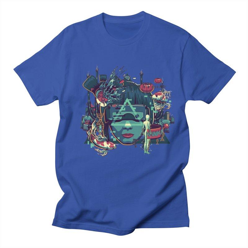 The Ghost Women's Unisex T-Shirt by anggatantama's Artist Shop