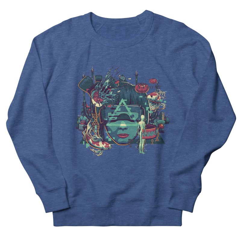 The Ghost Women's Sweatshirt by anggatantama's Artist Shop