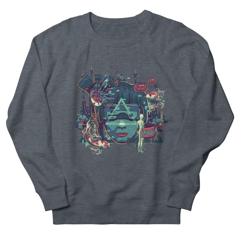 The Ghost Women's Sweatshirt by anggatantama's Artist Shop