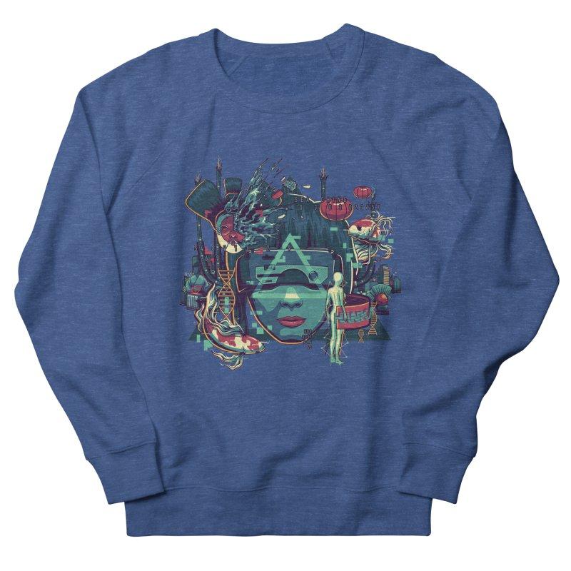 The Ghost Men's Sweatshirt by anggatantama's Artist Shop