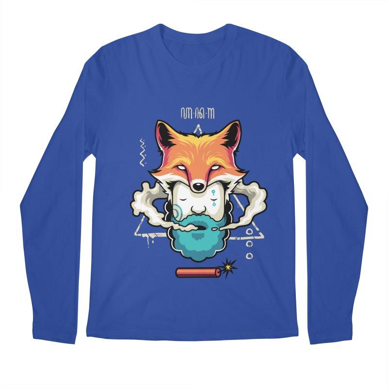 TRIBAL Men's Longsleeve T-Shirt by anggatantama's Artist Shop