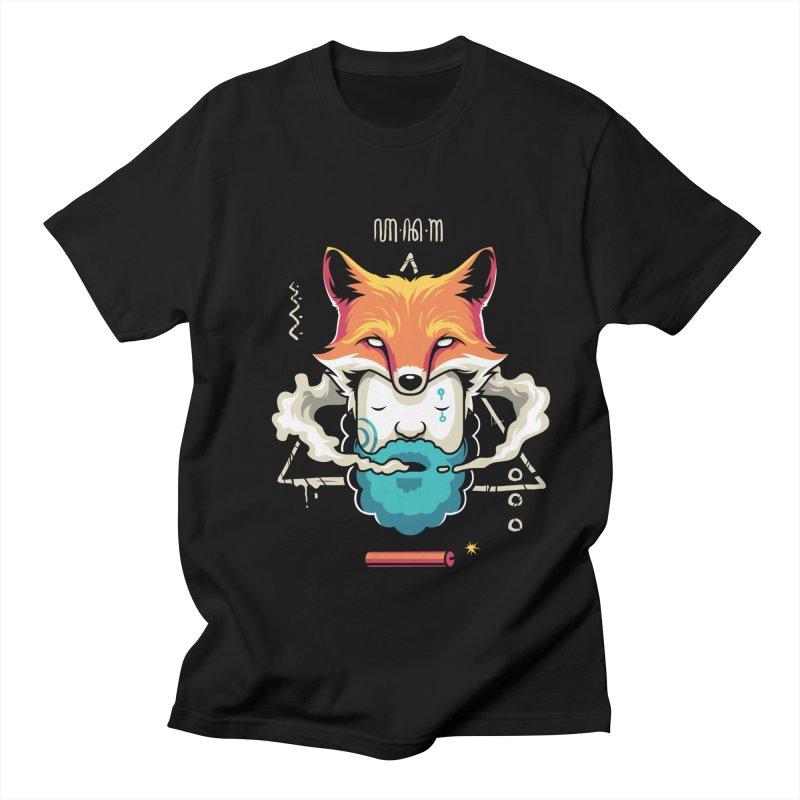 TRIBAL Men's T-Shirt by anggatantama's Artist Shop