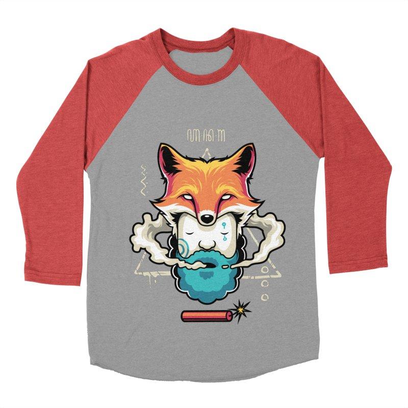 TRIBAL Men's Baseball Triblend T-Shirt by anggatantama's Artist Shop