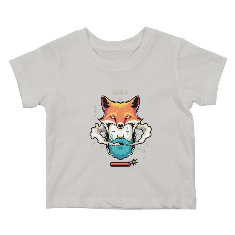 TRIBAL Kids Baby T-Shirt by anggatantama's Artist Shop