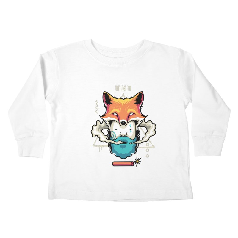 TRIBAL Kids Toddler Longsleeve T-Shirt by anggatantama's Artist Shop