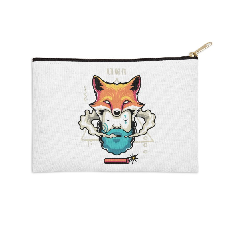 TRIBAL Accessories Zip Pouch by anggatantama's Artist Shop