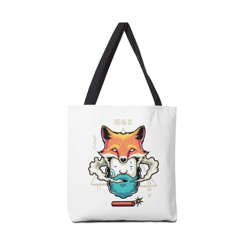 TRIBAL Accessories Bag by anggatantama's Artist Shop