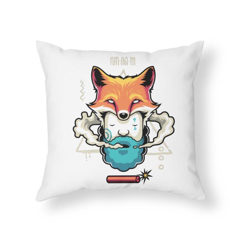 TRIBAL Home Throw Pillow by anggatantama's Artist Shop