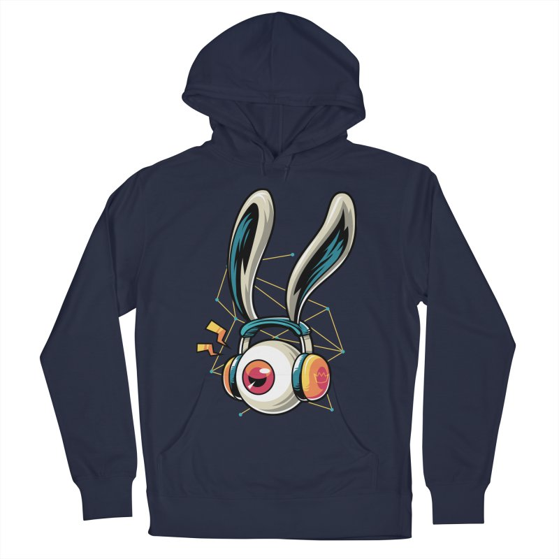 Enjoy The Beat Women's Pullover Hoody by anggatantama's Artist Shop