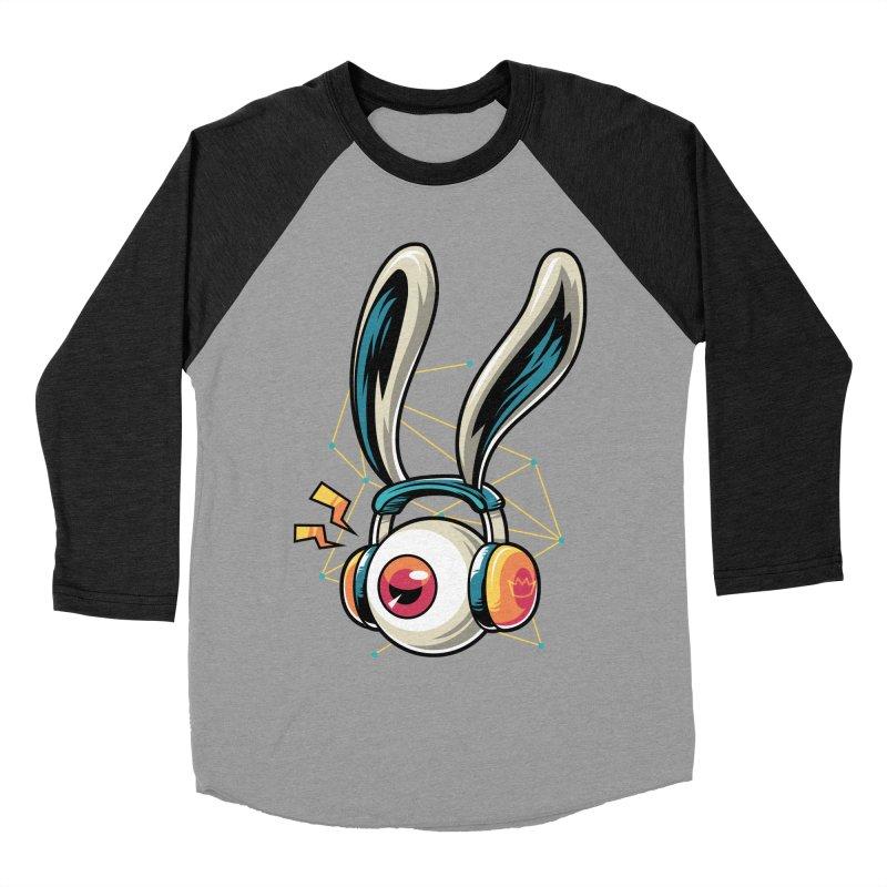 Enjoy The Beat Men's Baseball Triblend T-Shirt by anggatantama's Artist Shop