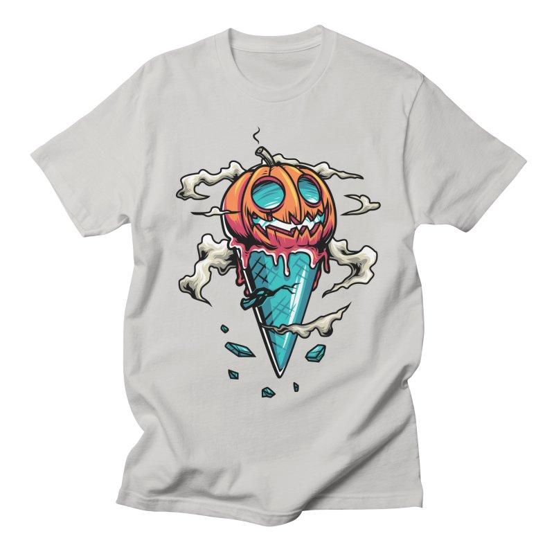 Halloween Men's T-Shirt by anggatantama's Artist Shop