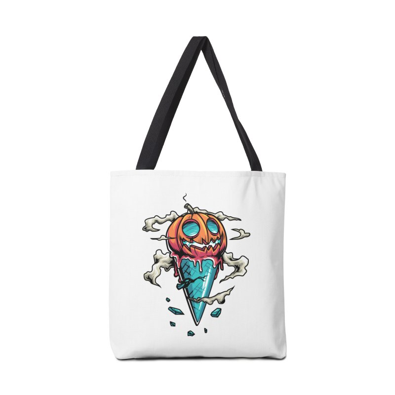 Halloween Accessories Bag by anggatantama's Artist Shop