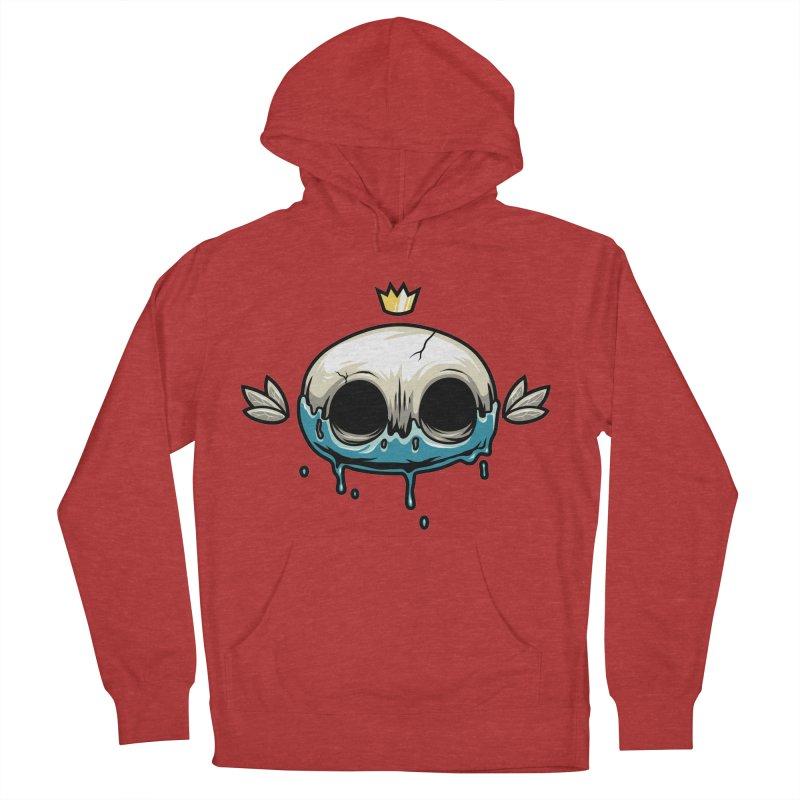 Skull Men's Pullover Hoody by anggatantama's Artist Shop