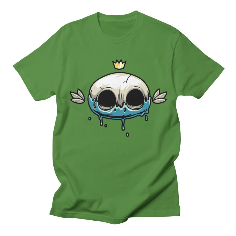 Skull Women's Unisex T-Shirt by anggatantama's Artist Shop