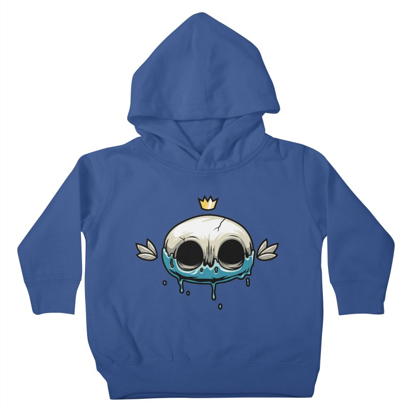 Skull Kids Toddler Pullover Hoody by anggatantama's Artist Shop
