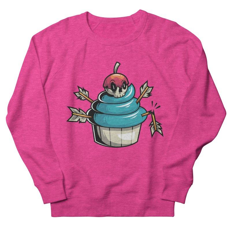 Cupcake Men's Sweatshirt by anggatantama's Artist Shop