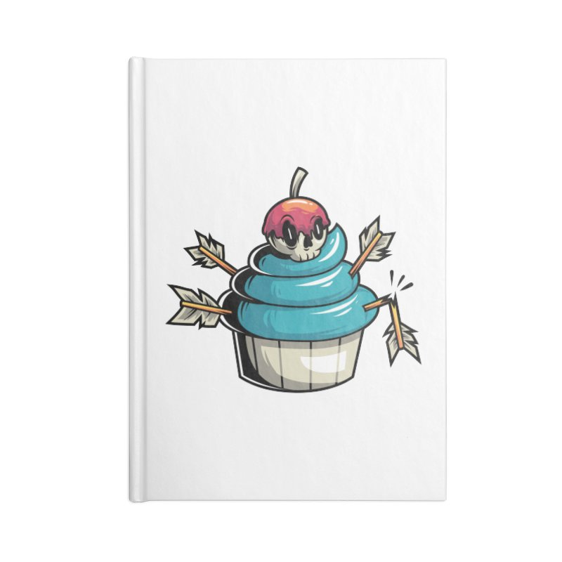 Cupcake Accessories Notebook by anggatantama's Artist Shop