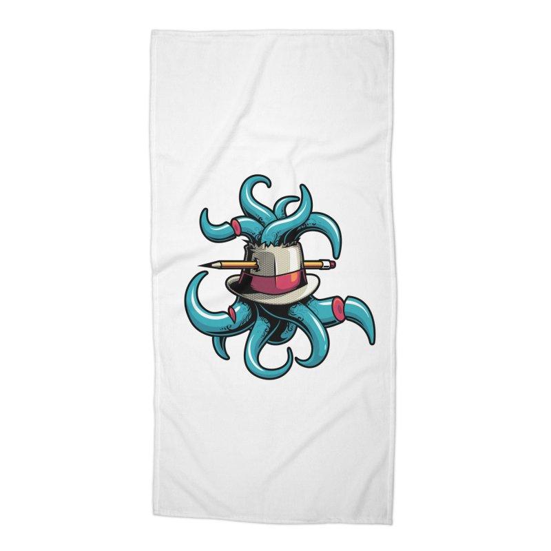 Creative explosion Accessories Beach Towel by anggatantama's Artist Shop