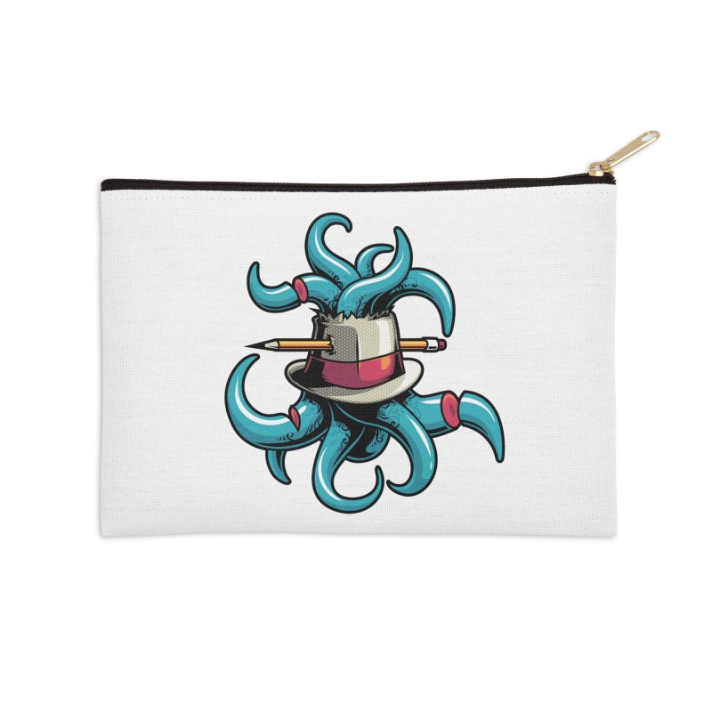 Creative explosion Accessories Zip Pouch by anggatantama's Artist Shop