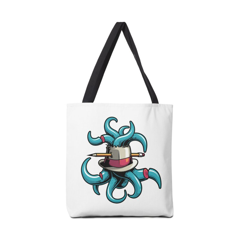 Creative explosion Accessories Bag by anggatantama's Artist Shop