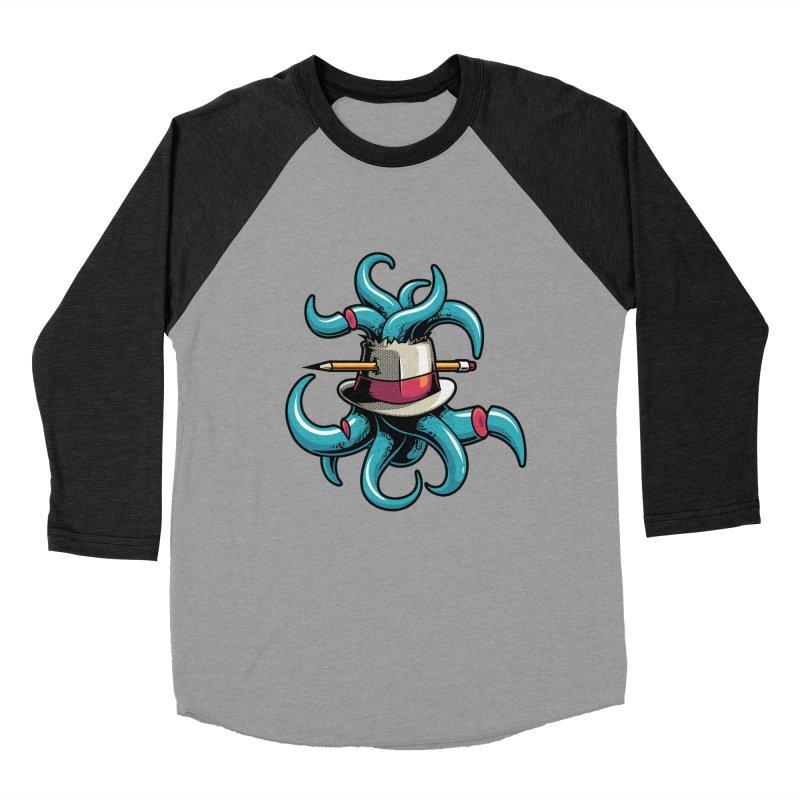 Creative explosion Women's Baseball Triblend T-Shirt by anggatantama's Artist Shop
