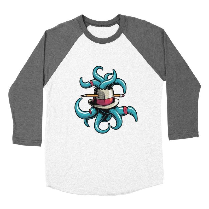 Creative explosion Men's Baseball Triblend T-Shirt by anggatantama's Artist Shop