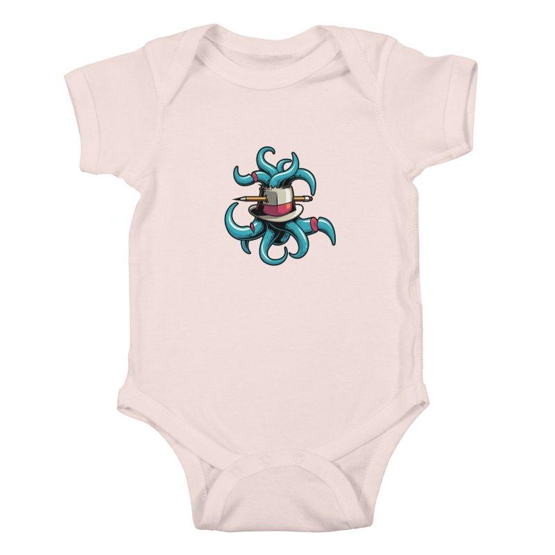Creative explosion Kids Baby Bodysuit by anggatantama's Artist Shop