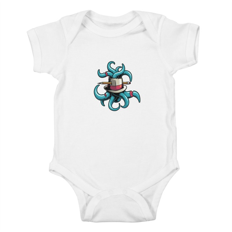 Creative explosion Kids Baby Bodysuit by anggatantama's Artist Shop