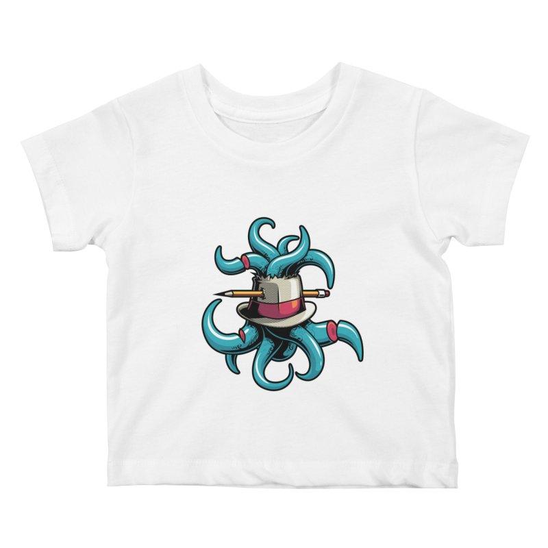 Creative explosion Kids Baby T-Shirt by anggatantama's Artist Shop