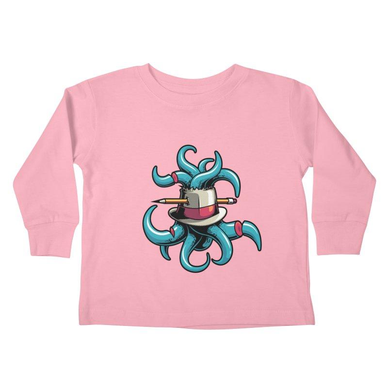 Creative explosion Kids Toddler Longsleeve T-Shirt by anggatantama's Artist Shop