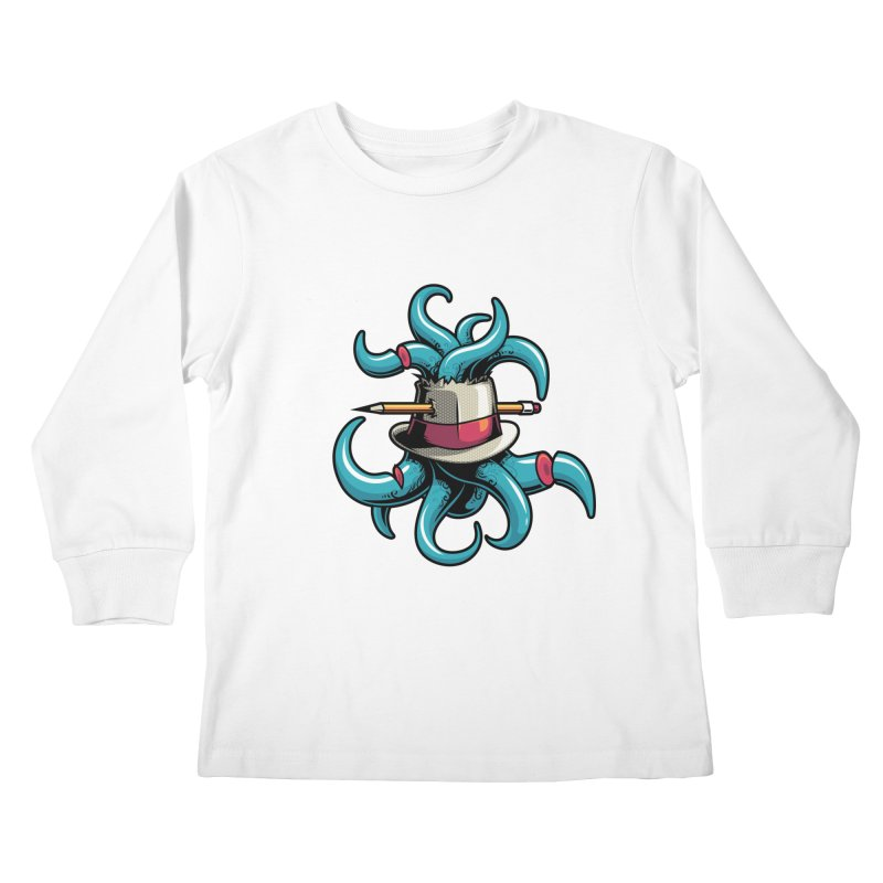 Creative explosion Kids Longsleeve T-Shirt by anggatantama's Artist Shop