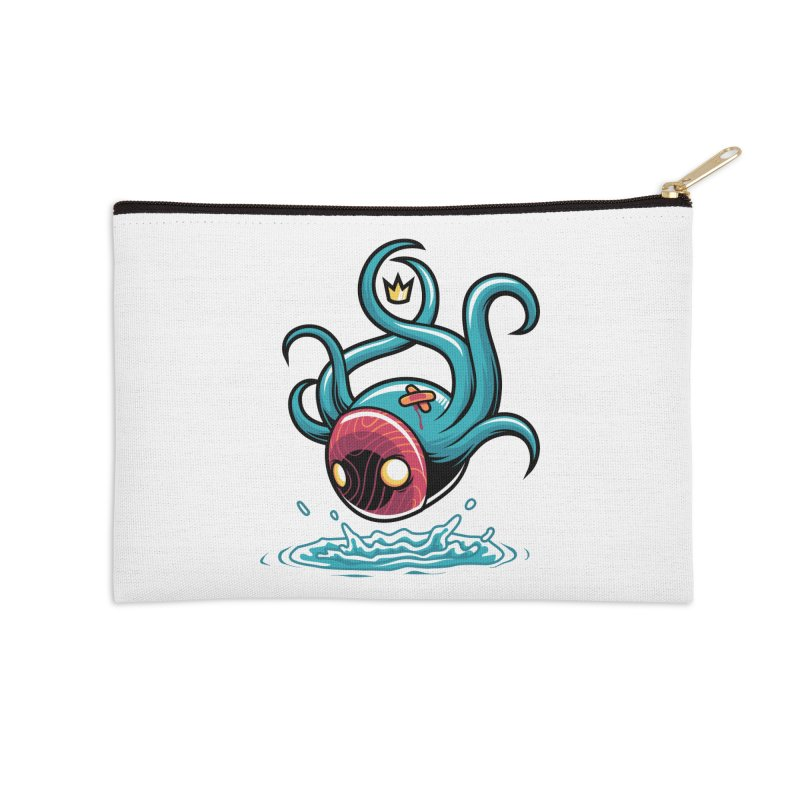 Refresh Accessories Zip Pouch by anggatantama's Artist Shop