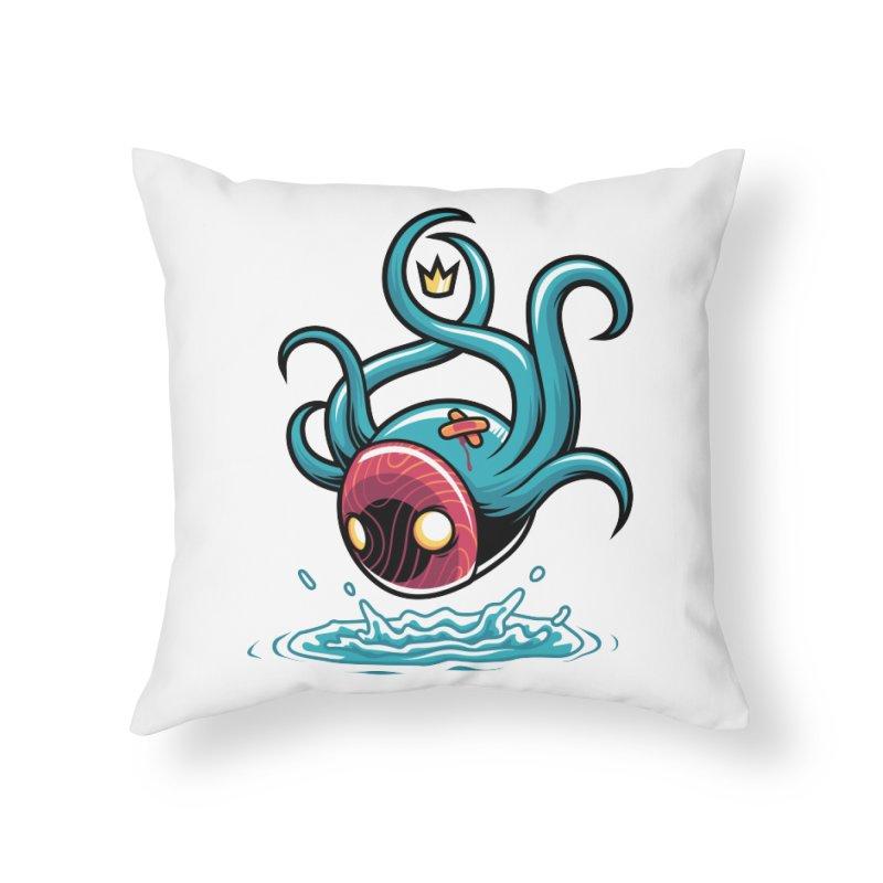 Refresh Home Throw Pillow by anggatantama's Artist Shop