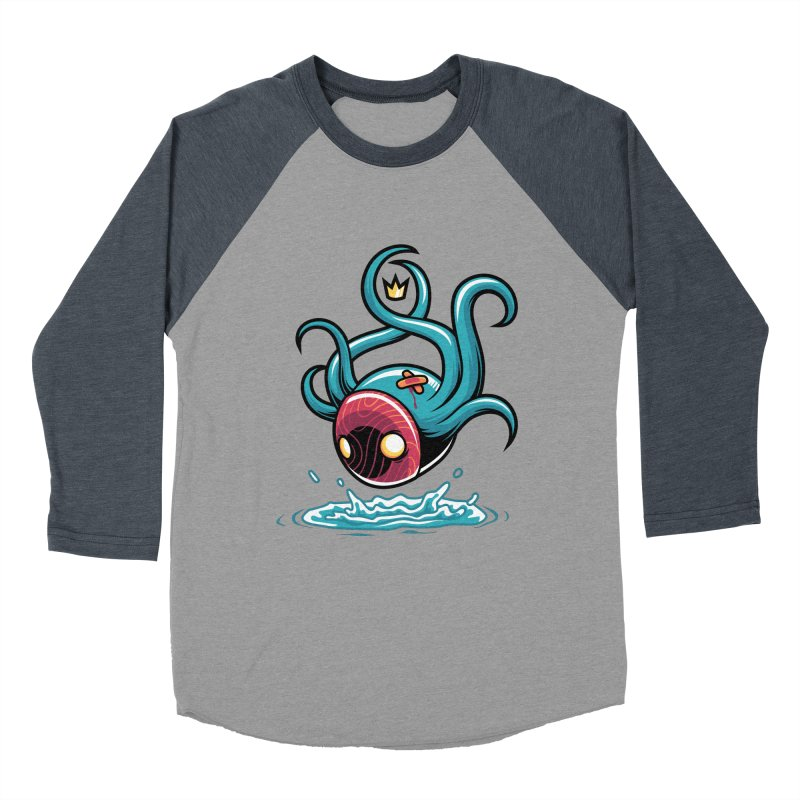 Refresh Men's Baseball Triblend T-Shirt by anggatantama's Artist Shop