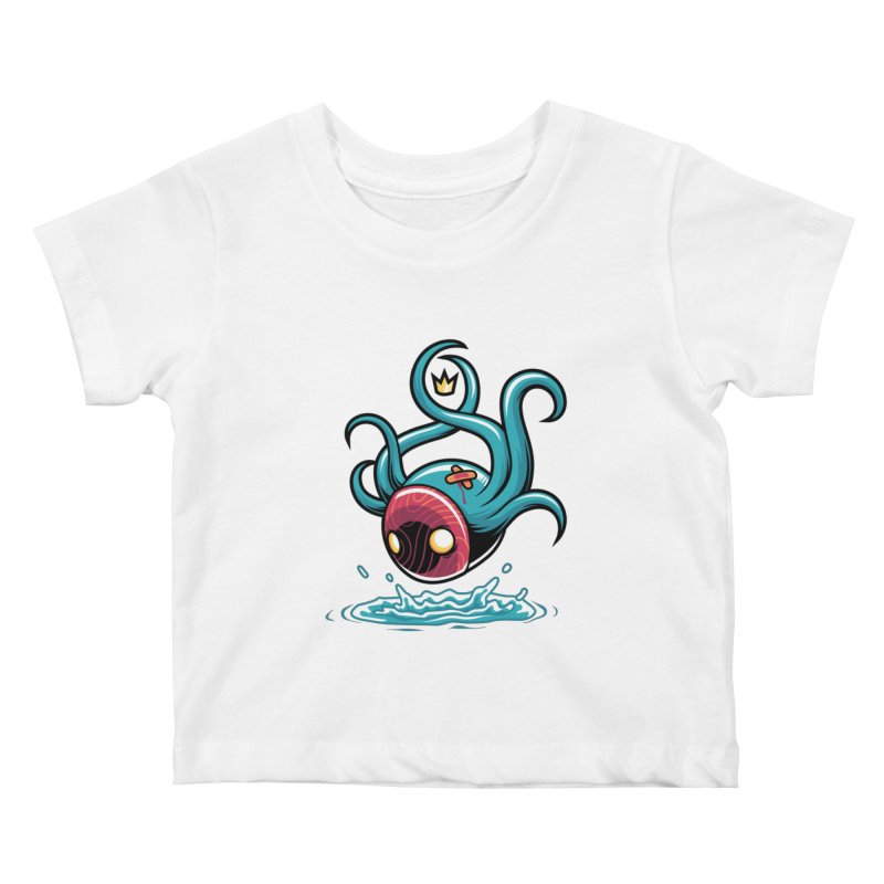 Refresh Kids Baby T-Shirt by anggatantama's Artist Shop