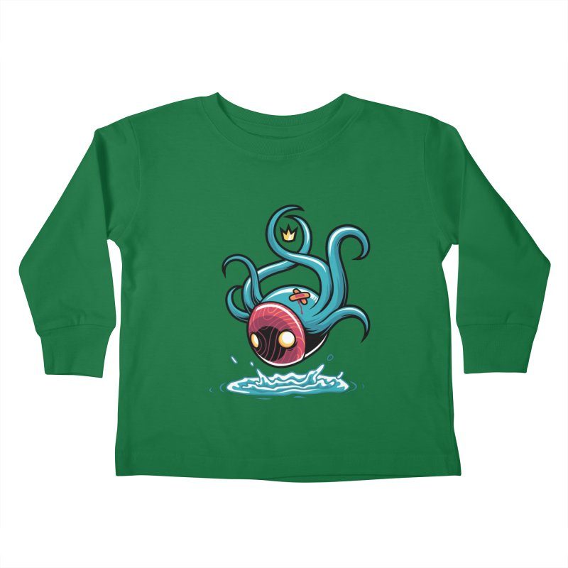 Refresh Kids Toddler Longsleeve T-Shirt by anggatantama's Artist Shop