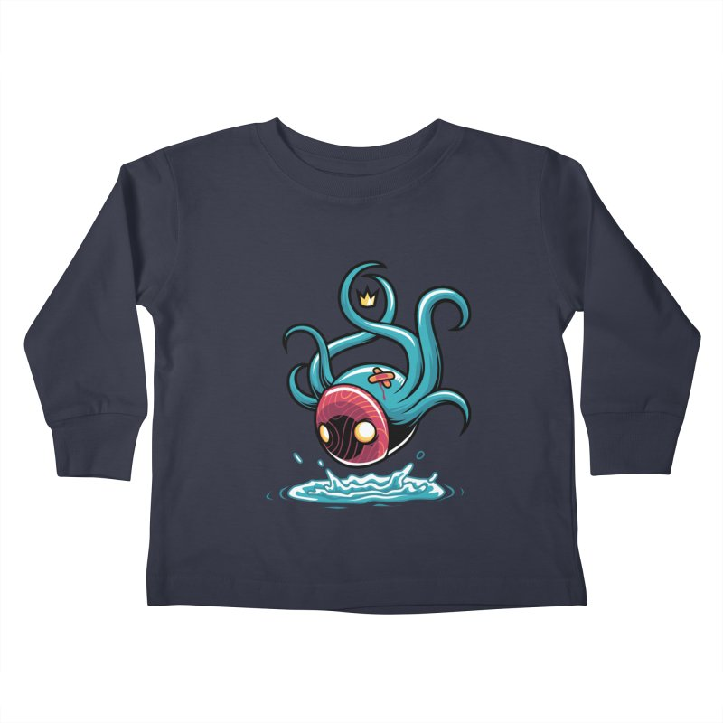 Refresh Kids Toddler Longsleeve T-Shirt by anggatantama's Artist Shop