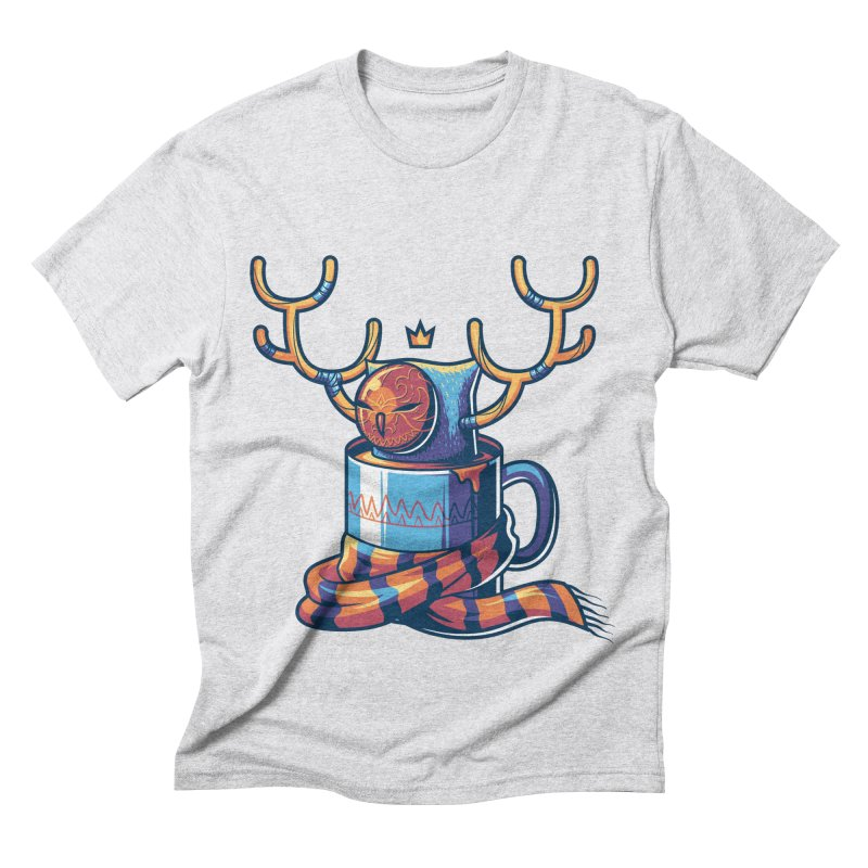 Slow Life Men's Triblend T-Shirt by anggatantama's Artist Shop