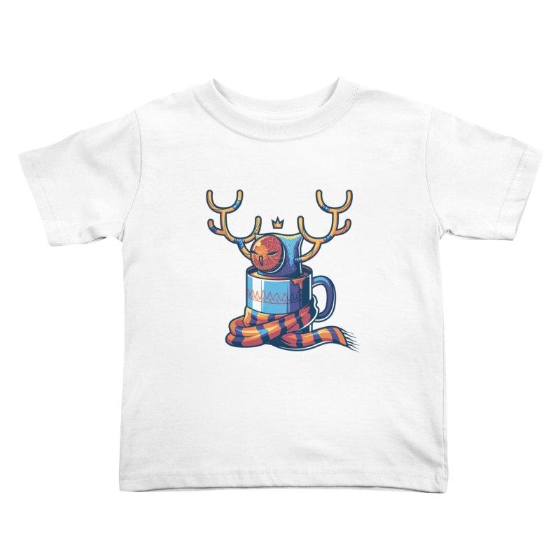 Slow Life Kids Toddler T-Shirt by anggatantama's Artist Shop