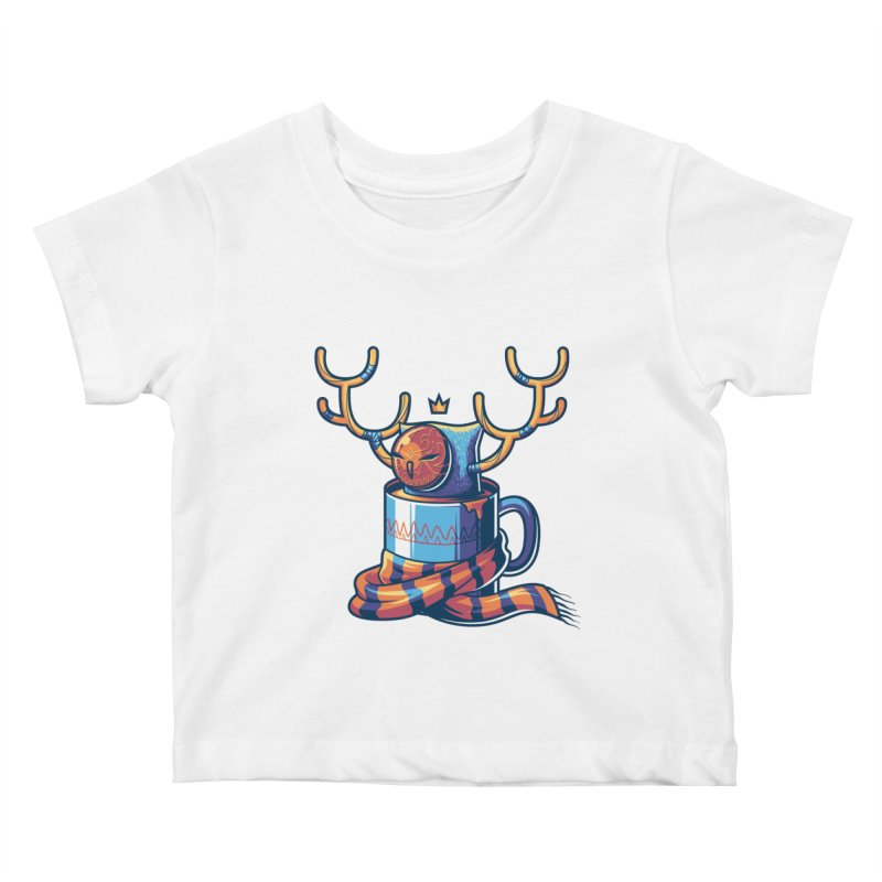 Slow Life Kids Baby T-Shirt by anggatantama's Artist Shop