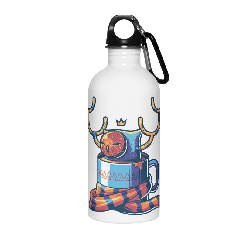 Slow Life Accessories Water Bottle by anggatantama's Artist Shop