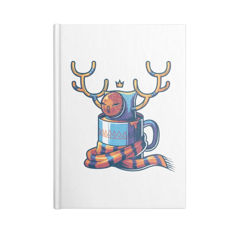 Slow Life Accessories Notebook by anggatantama's Artist Shop