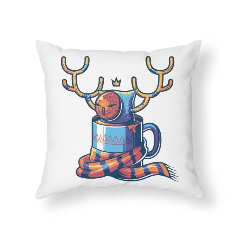Slow Life Home Throw Pillow by anggatantama's Artist Shop
