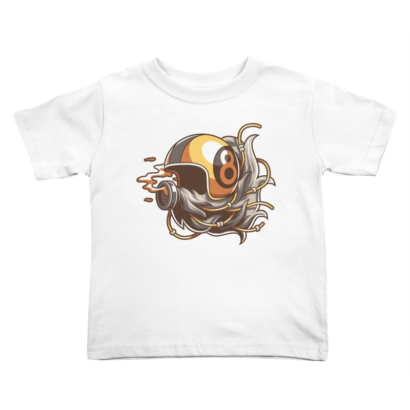 Safe Drive Kids Toddler T-Shirt by anggatantama's Artist Shop