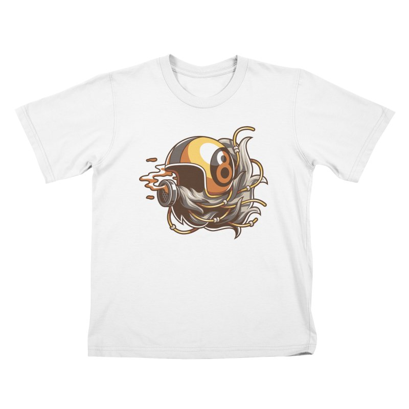Safe Drive Kids T-Shirt by anggatantama's Artist Shop