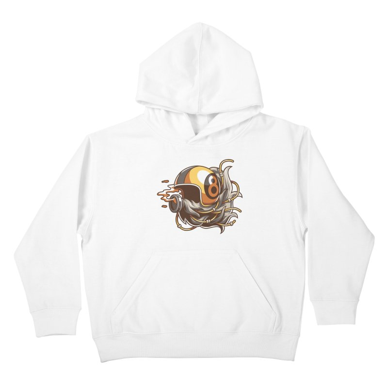 Safe Drive Kids Pullover Hoody by anggatantama's Artist Shop