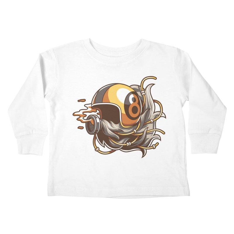 Safe Drive Kids Toddler Longsleeve T-Shirt by anggatantama's Artist Shop