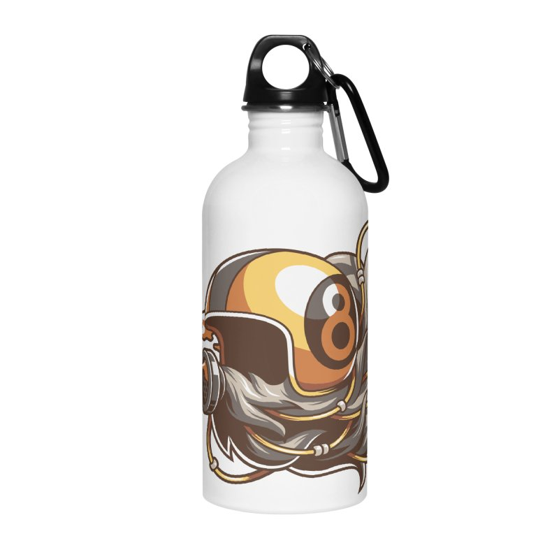 Safe Drive Accessories Water Bottle by anggatantama's Artist Shop