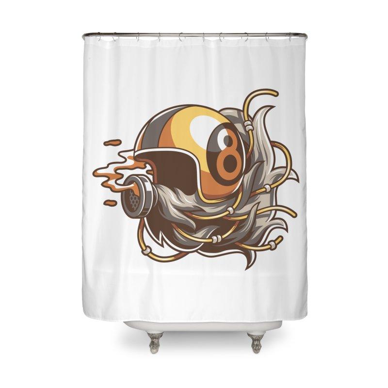Safe Drive Home Shower Curtain by anggatantama's Artist Shop